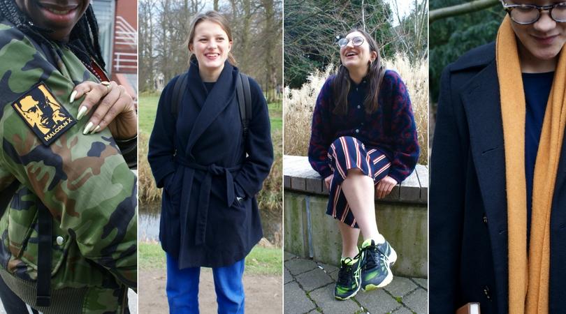 Street style: #DressLikeAWoman