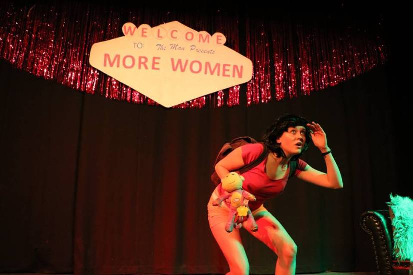 Girl Talk Presents: 'The Man Presents: More Women'