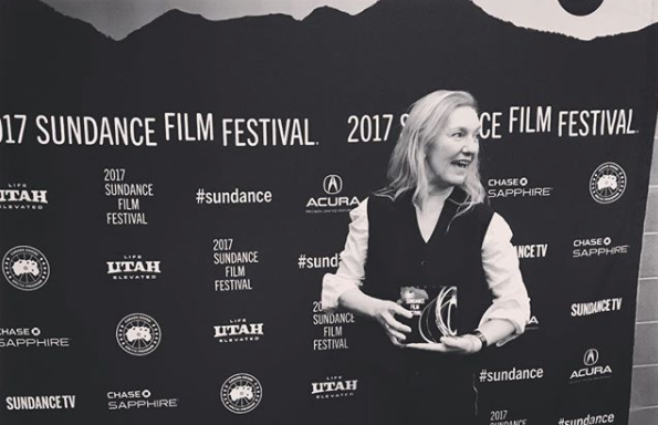 Feminist filmmaking with PascaleLamche