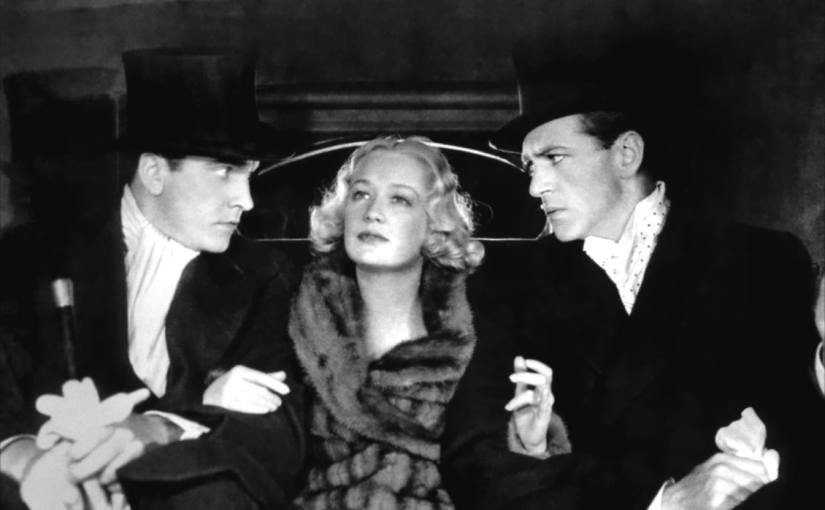 """A thing happened to me that usually happens to men!"" – the un-hidden women in pre-code film"