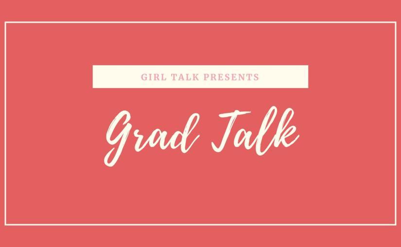Grad Talk with ElizabethDay
