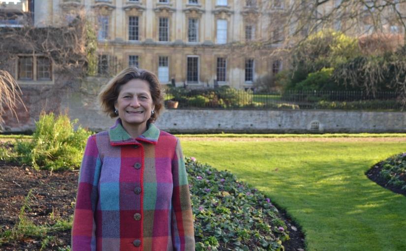 Grad Talk with HarrietLamb