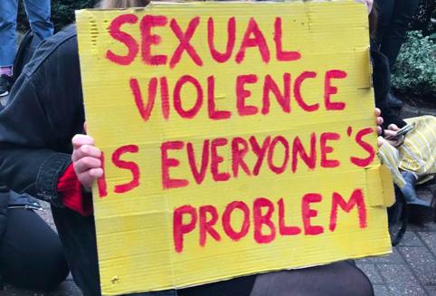Cambridge, we have a problem: rape culture, complicity andaccountability